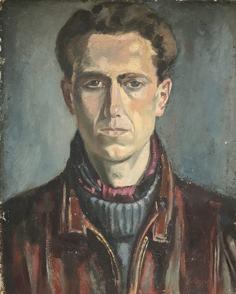 Self Portrait 1945