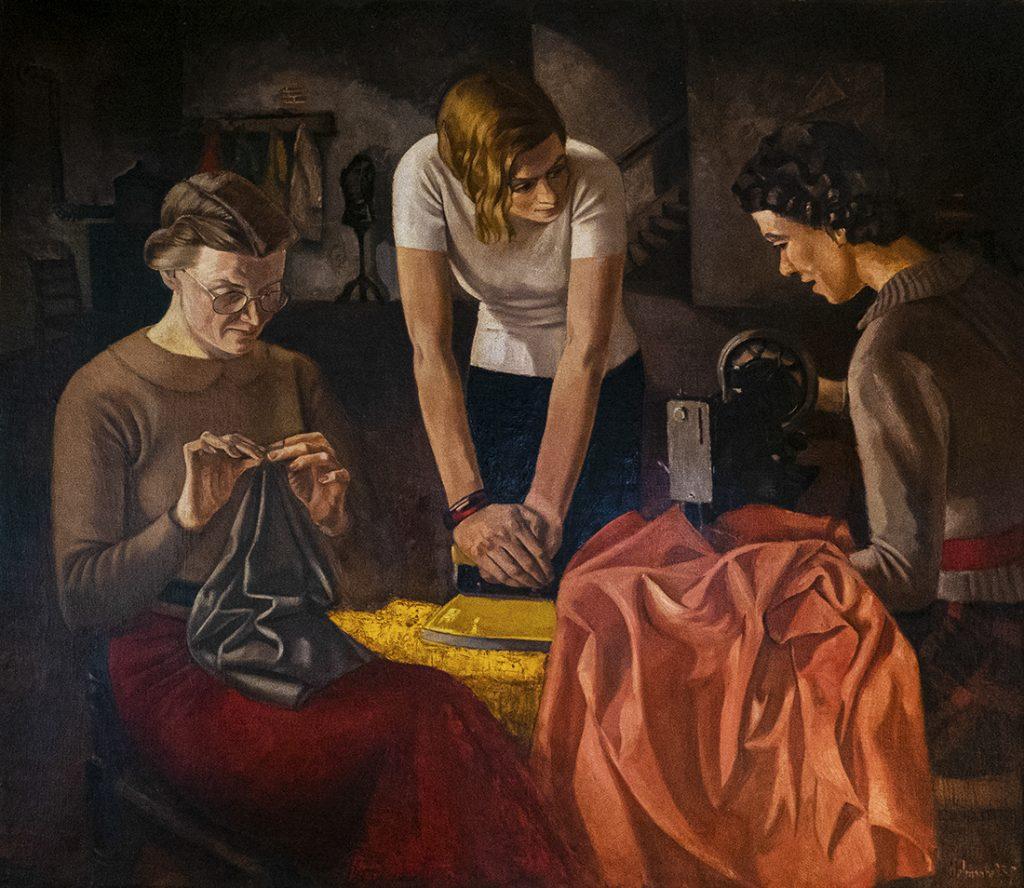 Seamstresses 1937